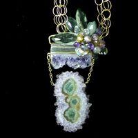 Andrea Li - 4D Collection Slab Necklace