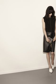 Lanvin Resort 2015 Collection Slideshow on Style.com