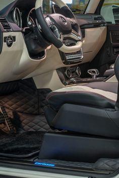 Mercedes-Benz G63 6x6 by #Carlsson #mbhess #mbtuning #mercedes