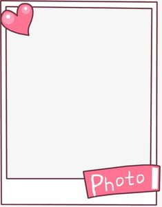 Cartoon frames PNG and Clipart Marco Polaroid, Polaroid Frame Png, Polaroid Photos, Cute Frames, Box Frames, Picture Frames, Pastel Background, Cartoon Background, Frame Template