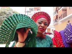 African Maxi Dresses, African Wedding Dress, Latest African Fashion Dresses, African Dresses For Women, African Print Fashion, African Hair Wrap, African Hats, African Attire, African Wear