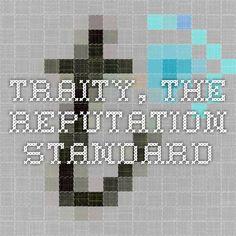 Traity, the Reputation Standard