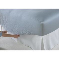 Bed Tite Solid 300 Thread Count Deep-Pocket Sheet Set Size: Twin, Color: Sage