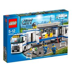 Lego City, Mobil politienhed