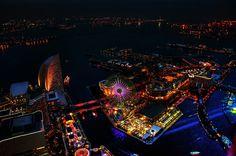 Yokohama by Sprengben [why not get a friend], via Flickr
