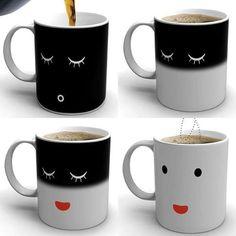 Heat-Activated Mugs Image 1