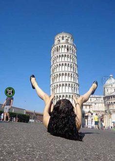 Dammi una precisa definizione di CAPIENZA...  #bastardidentro #torre #pisa…