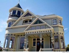 ###Live Caption:One of the finest Queen Anne Villas ever built in the Bay Area is on the market, after a thorough restoration by its current owners. The Captain Charles Boudrow House, at 1536 Oxford Street in north Berkeley, is one of the largest remaining Victorian residences in the East Bay. This mansion sits in the heart of Berkeleys famed Gourmet Ghetto, and Alice Waters lived here when she started her Chez Panisse Restaurant.###Caption History:One of the finest Queen Anne Villas ever…