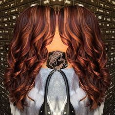 Coppertop!✨ @hairby.ashleypac  Thanks for the hashtag! #angelofcolour