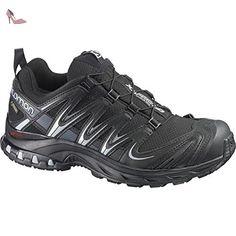 Salomon - Chaussures Trail Xa Pro 3d Gtx Femme Salomon - 40 2/3 - Gris - Chaussures salomon (*Partner-Link)