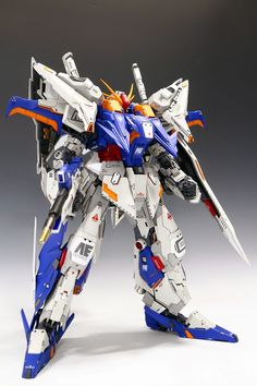 GUNDAM GUY: G-System 1/72 RX-105 Xi Gundam - Customized Build