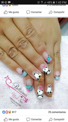 nail designs for short nails nail designs for short nails 2019 kiss nail stickers nail appliques nail art strips nail designs for short nails nail designs for short nails 2019 self adhesive nail stickers nail art sticker stencils nail art stickers online Trendy Nail Art, Cute Nail Art, Cute Nails, Nail Art Designs, Short Nail Designs, Disney Acrylic Nails, Disney Nails, Nailart, Nail Art Sticker