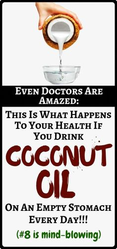 9 Reasons to Use Coconut Oil on an Empty Stomach – Herbal Medicine Book Natural Medicine, Herbal Medicine, Coconut Oil Weight Loss, Medicine Book, Healthy Lifestyle Tips, Healthy Habits, How To Increase Energy, Health And Nutrition, Health Tips