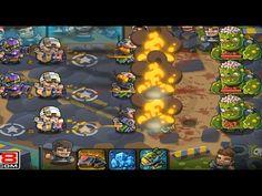 Elite Squad 2 Arena 2 Full Victory Walkthrough gameplay (TD game)