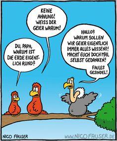 © Nico Fauser/Distr. Bulls       mehr lustige Cartoons Können Pferde vor der Apotheke kotzen? Und