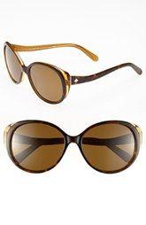 kate spade new york finolps 56mm polarized sunglasses