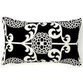 Found it at Wayfair - Jiti Pillows Floret Cotton Pillow in Black