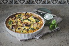 Feta, Quiche, Recipies, Breakfast, Father, Spinach, Recipes, Morning Coffee, Quiches