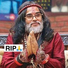 """Filmy Mate shared a post on Instagram: """"RIP🙏 Swami Om former Bigg Boss contestant has passed away, he was ill from last few days, he had…"""" • Follow their account to see 318 posts. Passed Away, Om, Bollywood, Dreadlocks, Posts, Hair Styles, Beauty, Instagram, Hair Plait Styles"""