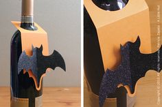 last halloween project! by A Little Hut, via Flickr