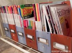 150 Dollar Store Organizing Ideas and Projects for the Entire Home - Page 5 of 15 - DIY & Crafts