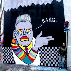Global Street Art • Breaking Moulds: An Interview with Kashink from...
