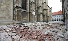 50 Zagreb Earthquake 2020 Ideas Zagreb Earthquake Croatia