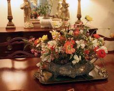 decoracion de mesas de comedor - Buscar con Google