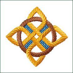 Celtic Ornament 7 embroidery design