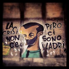 The Crisis Does not Exist! There are Thives!!! by dms163, via Flickr