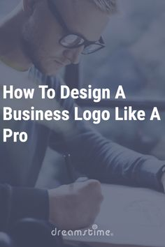 A logo should represent a brand's identity. Here are some tips to help you create a remarkable logo! Business Logo, Business Design, Graphic Design Tips, Logo Design, Like A Pro, Cute Pictures, Identity, Finance, Photoshop