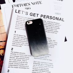 Great small gift for best friend. Phone Cases – iPhone,Samsung Galaxy case , black sky – a unique product by iwantcase via en.DaWanda.com