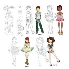 Prima dolls - Release 5 Chiara, Valentina, Keira, Aidan, Hats 1, Hats 2, Dog Treats, Expressions