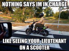 rotc meme of the day Usmc Humor, Marine Corps Humor, Cops Humor, Cop Jokes, Marine Officer, Redneck Humor, Funny Jokes, Military Jokes, Army Memes