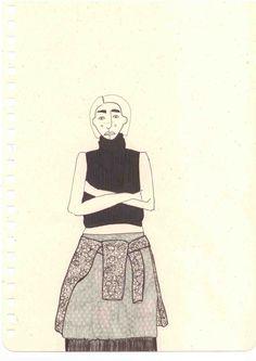 #illustration #MLC #fashion http://letiziamlc.tumblr.com/