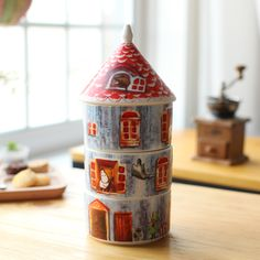 Aliexpress.com : Buy Cartoon Moomin Cute Candy House Fresh Food Rice Salad Bowl Home Gift from Reliable bowls singing suppliers on Wild Finding