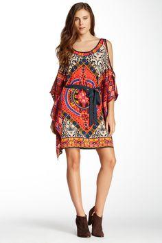 Piece Print Square Mini Dress by Flying Tomato & Jealous Tomato on @nordstrom_rack