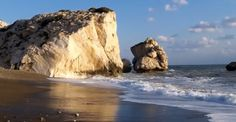Romantic Places to visit in Cyprus - Petra Tou Romiou is the birthplace of the Goddess Aphrodite
