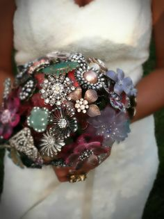 My bouquet that I made!