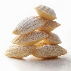 Vanilla & Honey Madelines