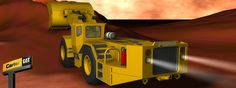 325A/327 - #3D TAEVision #mechanical #design Wheel #Loader #mining #R1700G #CarterMachinery #Caterpillar #Machinery #Construction #Mining Underground Mining Load-Haul-Dump (LHD) Loader #LoadHaulDump