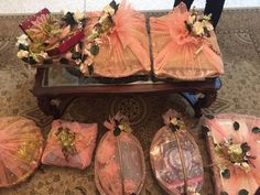 Indian wedding gift ideas best images about trousseau packing on Indian Wedding Gifts, Best Wedding Gifts, Wedding Crafts, Bridal Gifts, Wedding Decorations, Trendy Wedding, Wedding Gift Baskets, Wedding Gift Wrapping, Engagement Gift Baskets