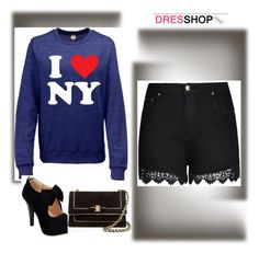 """new york"" by abidois on Polyvore"