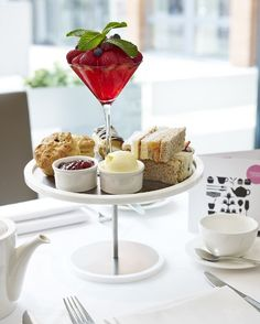 Afternoon Tea at Hilton Garden Inn Birmingham. - AfternoonTea.co.uk