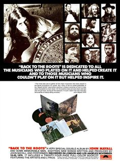 John Mayall (Back To The Roots)