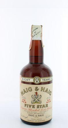 Haig & Haig Scotch Whisky