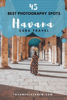 45 Pictures that will make you fall in love with Havana, Cuba - tosomeplacenew <br> 45 Beautiful pictures of Havana Cuba. Every street in Havana tells an interesting story. Include these stunning spots to your Cuba travel itinerary. Varadero Cuba, Foto Poster, Poster Print, Cuba Photography, Amazing Photography, Puerto Rico, Cuba Island, Cuba Itinerary, Les Bahamas