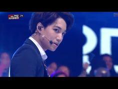 [가요대제전] EXO - Wolf + Growl, 엑소 - 늑대와 미녀 + 으르렁, KMF 20131231