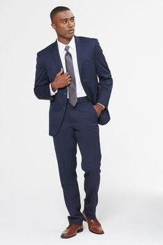 Navy blue groomsmen tuxedo $119