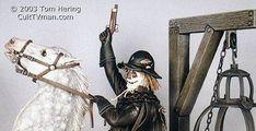 Tom Hering's Dr. Syn, Alias The Scarecrow – CultTVman's Fantastic Modeling Styrene Sheets, Romney Marsh, League Of Extraordinary Gentlemen, Lone Ranger, Ink Wash, India Ink, Plastic Models, Walt Disney